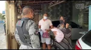 """Policiais Militares salvam uma bebê – O ato pode ser considerado um """"ATO DE BRAVURA"""""""