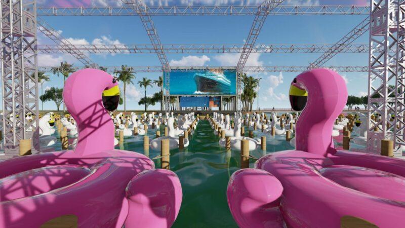Brasília recebe primeiro festival flutuante do país