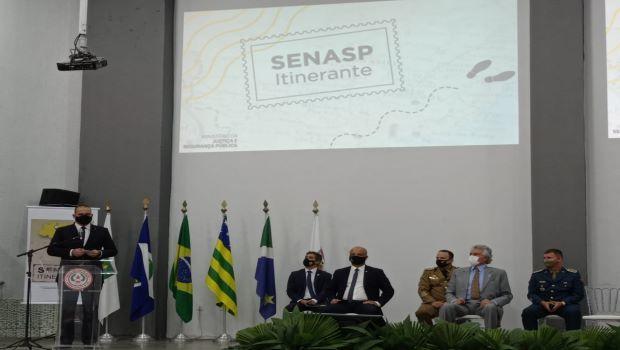 Senasp Itinerante: iniciativa busca soluções para melhorar a segurança pública no país