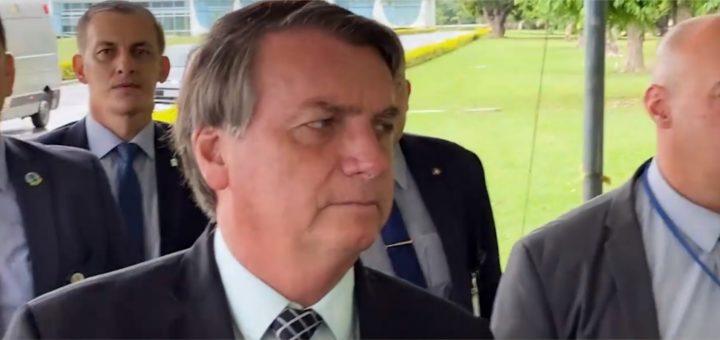 VÍDEO: apoiador oferece R$ 100 milhões a Bolsonaro em troca de selfie