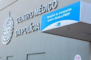 Portaria conjunta oficializa cessão do hospital da PMDF à Secretaria de Saúde
