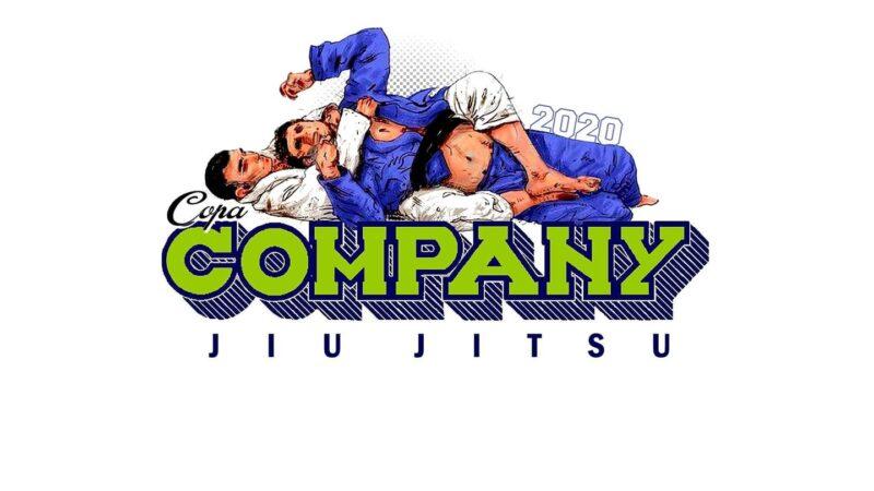 Copa Company de Jiu-Jitsu coroa lutador do Distrito Federal