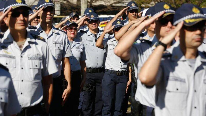 Novo Comando, novos ares e o Governador Ibaneis se aproximando mais da tropa