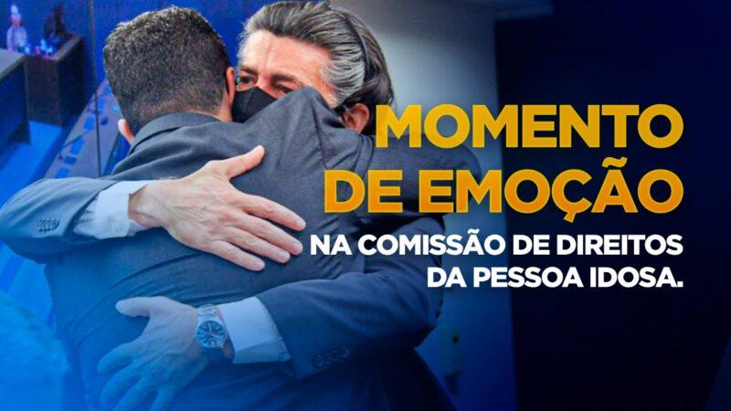 Após ato que emocionou o país, Deputado Federal Felício Laterça vai homenagear o empresário Miguel Krigsner